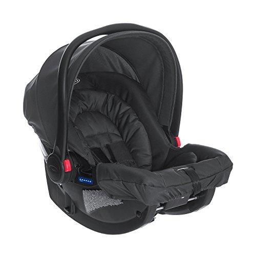 Graco SnugRide Infant Car Seat, Group 0 Plus, Midnight Black