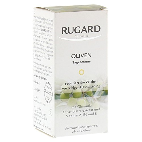 Rugard Oliven Tagescreme, 50 ml