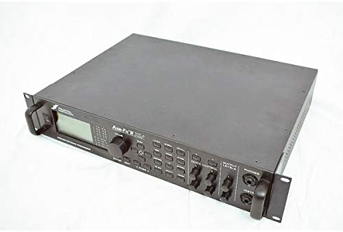 Amazon | Fractal Audio Systems Axe-Fx II XL Plus プリアンプ ギターマルチプロセッサー (フラクタルオーディオ) | マルチエフェクター | 楽器・音響機器