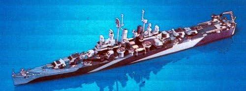 Skywave 1 700 セール品 WWII US Light Class M Miami Cleveland CL89 Cruiser 品質検査済
