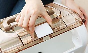 Iris Ohyama, Caisse de transport 2 portes pour chien et chat avec abreuvoir et laisses amovibles – Drive Pet Carrier – PDPC-600 – 59 x 37.5 x 37 cm