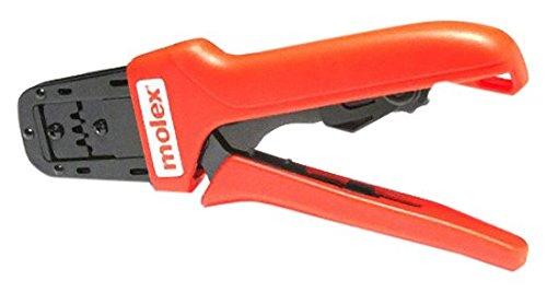 Molex Hand Crimp Tool, 2Mm Pitch, Crimp Terminal - 63819-0500