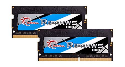 G.Skill Ripjaws F4 2666C19D 64GRS Module de mémoire 64 Go 2 x 32 Go DDR4 2666 MHz