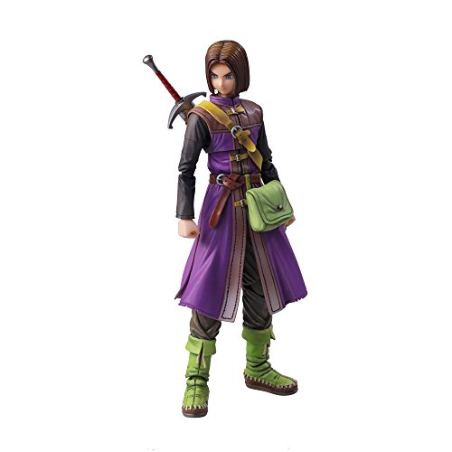 Square Enix Dragon Quest XI Luminary Bring Arts Action Figure Echoes of an Elusive Age