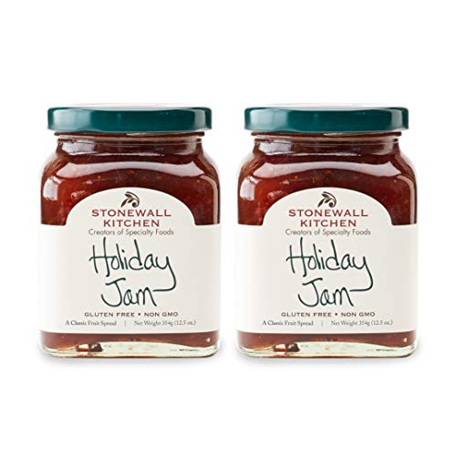 Stonewall Kitchen Holiday Jam, 12.5 Ounces (Pack of 2)