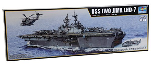 Trumpeter USS Iwo Jima LHD-7 Model Kit
