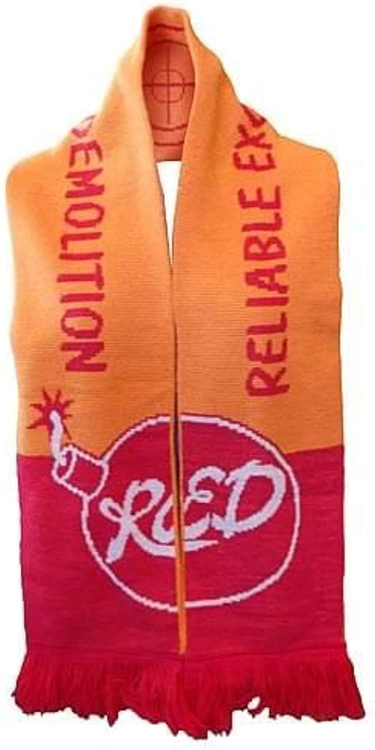 Team Fortress 2 Red Team Scarf