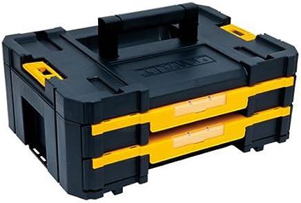 Organizador Tstak,  DeWalt,  DWST17804,  Amarelo e Preto