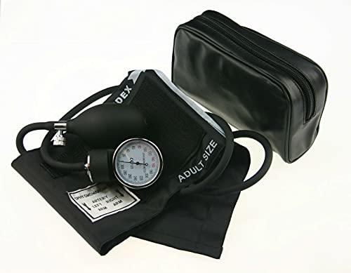 Professional Aneroid Sphygmomanometer Manual Blood Pressure Monitor for...