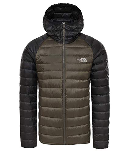 The North Face M Trevail Vest, Piumino Uomo, Verde (New Taupe Green), M