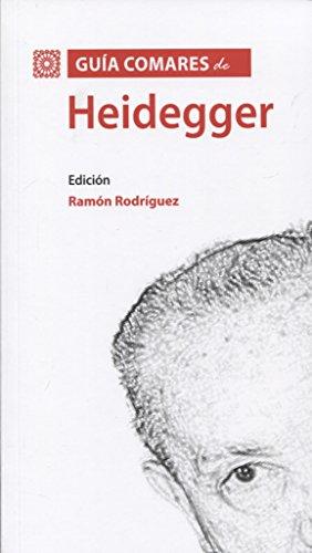 Guía Comares de Heidegger