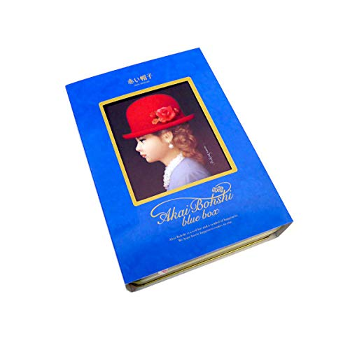 赤い帽子 ブルー 68g×12缶