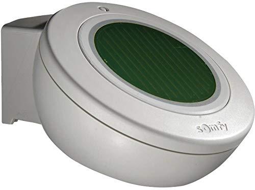 Somfy Regensensor 9016345 Ondeis 230V AC Sensor für Jalousie/Zeitschaltuhren 3660849515157