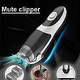 Laduup Automatischer Saug-Haarschneider, Baby Automatische Saugen Haar Haarschneidemaschine...