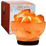 "Best Himalayan Salt Lamps - 3-4 Kg Premium Quality 6"" Himalayan Rock Salt Review"