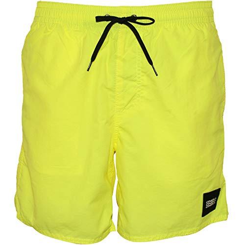O'Neill Herren PM Vert Badehose, Gelb (Pyranine Yellow), M