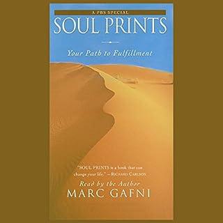 Soul Prints audiobook cover art