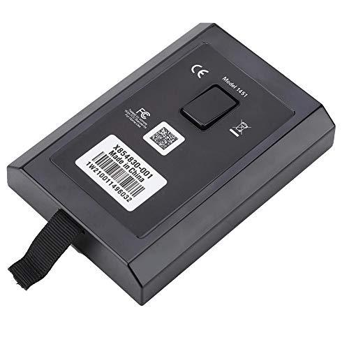 Disco Duro Interno HDD para Consola Xbox 360 Slim, Capacidad Opcional de Carcasa ABS(250G)