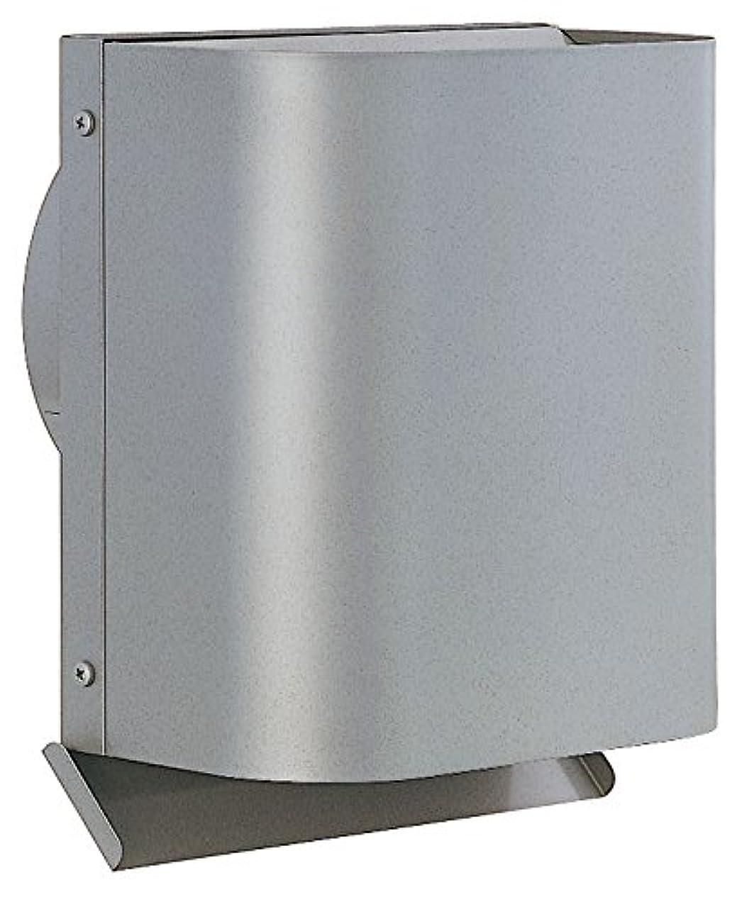 住人スイング設計図ユニックス 屋外用製品 ステンレス製 パイプフード 外風対策 KBS75A5M 深型フード(上下開口) メッシュ 5メッシュ