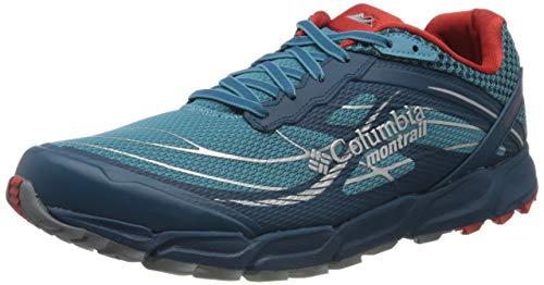 Columbia Herren Caldorado III Trailrunning-Schuh, Blau (Beta, Super Son 445), 40 EU