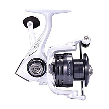 Cadence Fishing CS4 Spinning Reel | Lightweight Carbon Composite Frame & Side Plate | 7 + 1 Corrosion Resistant Bearings | Size 3000