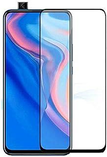 اسكرين واقي حماية الشاشة 9D كاملة لهاتف هواوي واي 9 اس Y9s - أسود