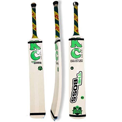 kc Boss Tape Ball Cricket Bat