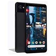 Google Pixel 2 XL 64GB Smartphone - Verizon - Just Black (Renewed)