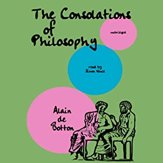 The Consolations of Philosophy audiobook cover art