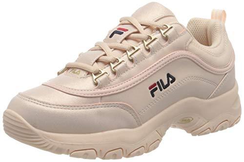 FILA Strada F kids zapatilla Unisex niños, rosa (Peach Blush), 39 EU