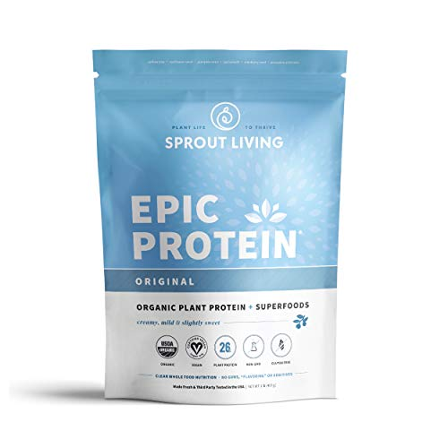 Sprout Living Epic Protein Powder review