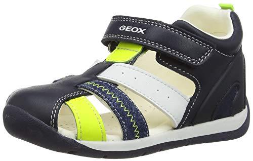 Geox B EACH BOY B, Zapatillas para niño ...