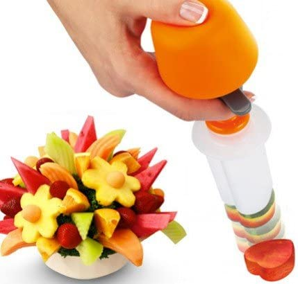 Top 10 Best push and pop fruit and vegetable cutter