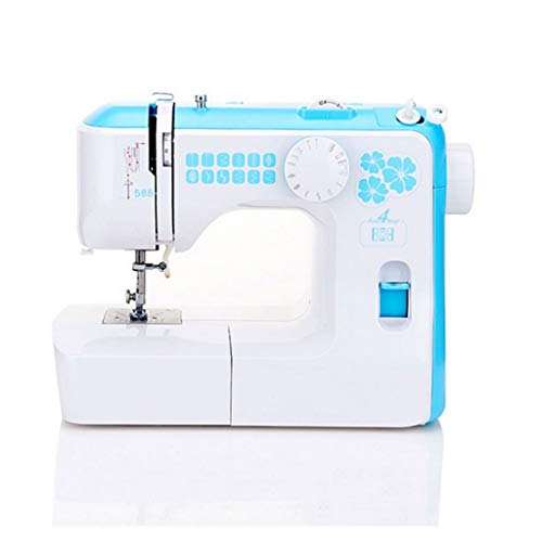 Read About Style wei Sewing Machine Household Sewing Machine 588 Built-in 13 Kinds of Stitch Multi-F...