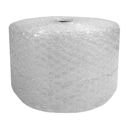 Amazon Basics Perforated Bubble Cushioning Wrap - Medium 5/16', 12-Inch x 100-Foot Long Roll