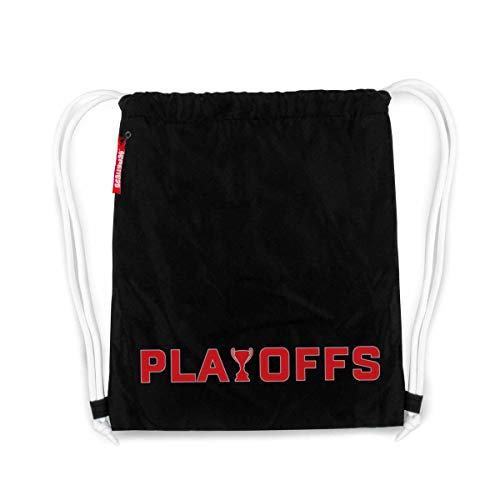 SCALLYWAG® Eishockey Tasche DEL Playoffs I Gymbag aus der offizielle Deutsche Eishockey Liga Kollektion