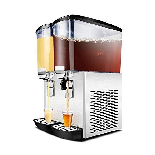 Chunchun 0.2L kommerzieller vollautomatischer heißer und kalter Getränkeautomat robuster Edelstahl [westliches Restaurant]
