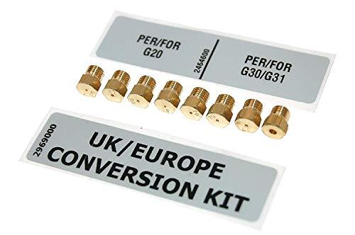 Leisure Ou Flavel GPL Kit de conversion pour cuisinière à double combustible