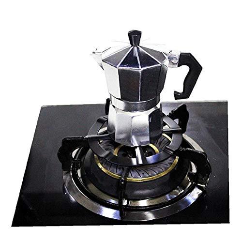 Bontand Gas De Acero Inoxidable Anillo Reductor Coffee