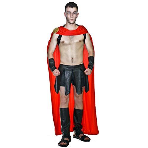 SEA HARE Disfraz de Guerrero Espartano para Hombre