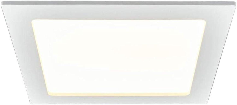 Eckig Bad Deckenlampe LED Deckenleuchte Weiszlig ...