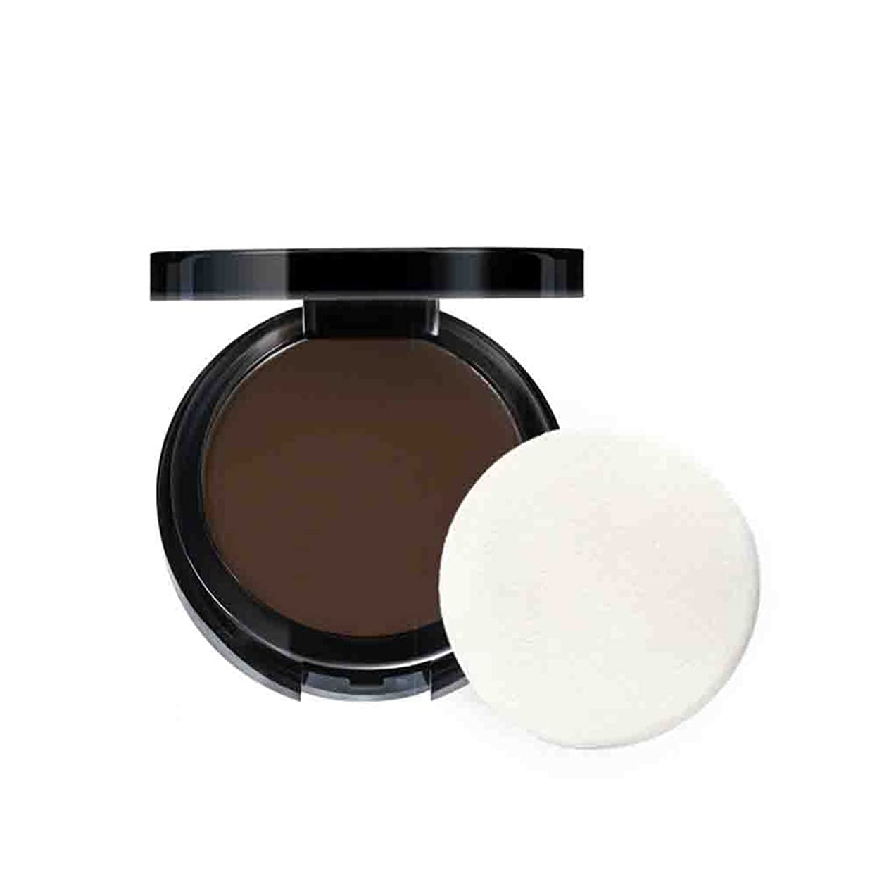 切り刻む敵意達成(3 Pack) ABSOLUTE HD Flawless Powder Foundation - Mocha (並行輸入品)