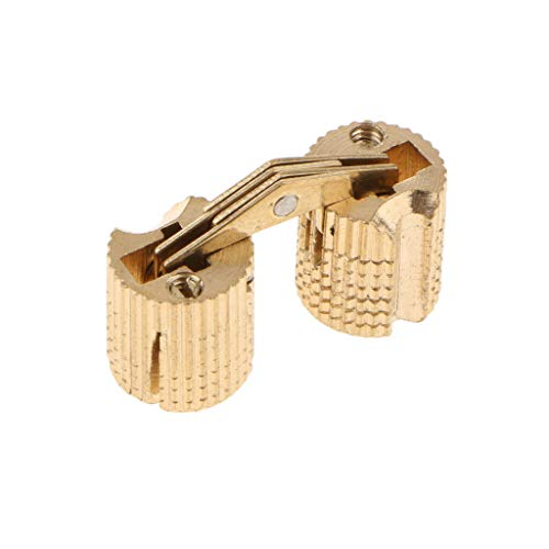 Soft Close Kitchen Cabinet Door Hinge Plate Door GATE SHED Heavy Duty Strap | Size - M8