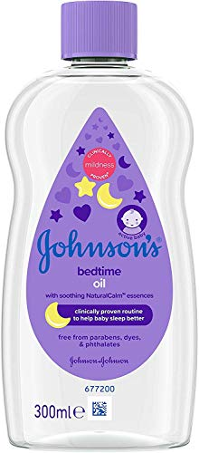 Johnsons Baby Bedtime Oil 300ML