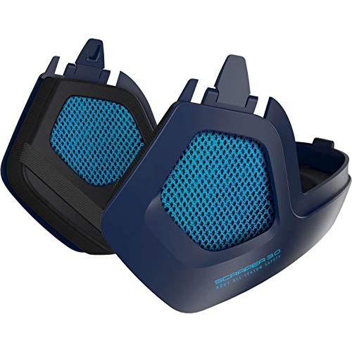 Abus Unisex– Erwachsene Scraper 3.0 Winterk. Helm Zubehör, Ultra Blue, M