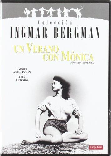 Un Verano con Mónica DVD Sommaren med Monika