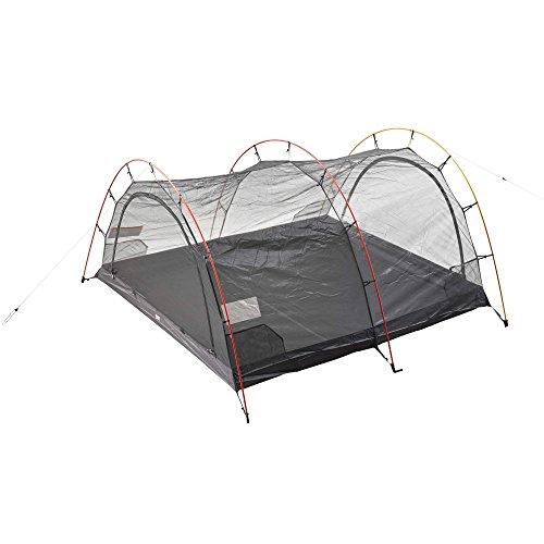 FJÄLLRÄVEN Fjallraven Mesh Inner Tent Endurance 4 Accessoires pour Boutique, Mixte Adulte, Noir, Taille Unique