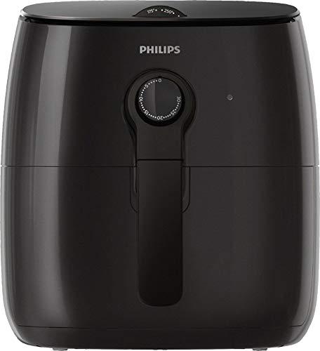 Philips Premium TurboStar 1.8lb/2.75qt Airfryer - HD9721/96 (Latest Model 2020) (Analog Black)