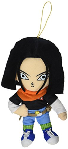 Dragon Ball Z Peluche Android #17 20cm