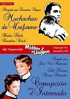 Muchachas De Uniforme (Mädchen In Uniform) 1931 (Real Leontine Sagan) /Corru